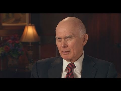 2/4/11 - Interview With Elder Dallin H. Oaks Regarding  Speech on Religious Freedom