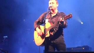 James Dean Bradfield from the Manics performing 30 Year War live ac...