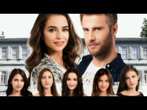 Обиженные цветы актеры турецкий сериал