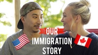5 Tips on Immigrating to the U S  & Canada | Our Story | Laura Lee thumbnail
