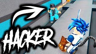LOKAZO VS *HACKER* CON *SUPER VELOCIDAD* | MURDER MYSTERY 2 | ROBLOX