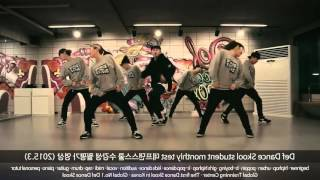 MIRROR AMBER Shake That Brass Dance Practice 1