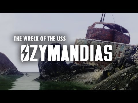 Point Lookout Part 5: The Wreck of the USS Ozymandias - Fallout 3 Lore