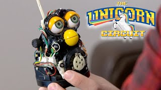 Furby Build, JDM Mirror Delete, WRX Police Cars, Mod Fails + Eating Mochi [UNICORN CIRCUIT EP9]