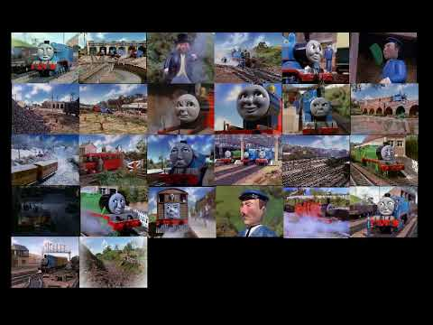 Thomas Season 1 But All The Episodes Are Played At Once.