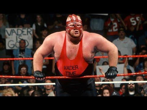 Veteran wrestler Vader, 63, di vader