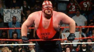WWE Legend Vader Dies