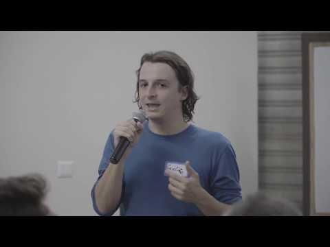 Bienvenida Al Ceiba Guatemala Blockchain MEETUP #8 Por Carlos Toriello