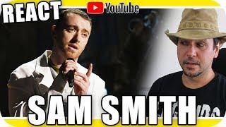 SAM SMITH GRAMMY 2018 Performance - Marcio Guerra Reagindo React Reação Pop R&B Soul