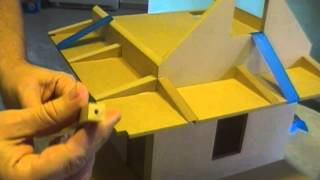 Building A Dollhouse Shell Kit, Part 3