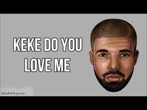 Drake - KeKe Do You Love Me (Official Audio) Lyrics
