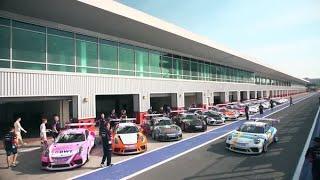 Porsche BWT GT3 Cup Challenge - Middle East: Season 10, Round 1, Race 1 at Dubai Autodrome