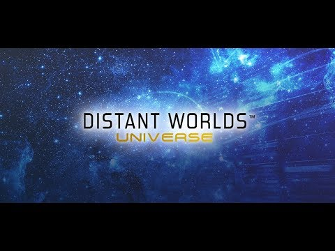 [Distant Worlds: Universe] - AI game 04 |