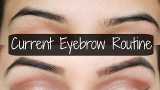 Easy Natural Eyebrow Routine | ELF & Colourpop & Real Techniques | Affordable, Cruelty-free