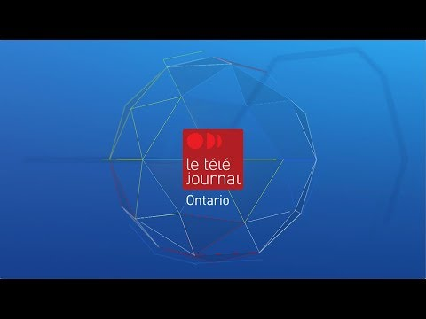 Téléjournal Ontario du mercredi 17 juillet 2019