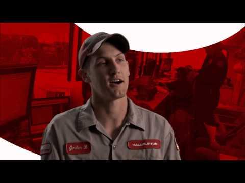 Halliburton Career Story: Jordan as an Operations Leader for Production Enhancement