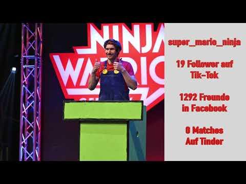 Ninja Warrior Germany 2021 Bewerbung Super Mario Youtube