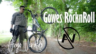 Gowes Rocknroll - Aryo Viraldo (Official Music Video)