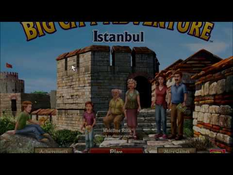 Big City Adventure: Istanbul プレイ動画