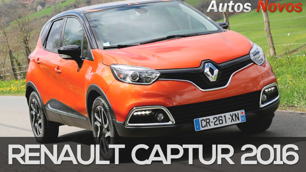 renault captur 2016 youtube. Black Bedroom Furniture Sets. Home Design Ideas
