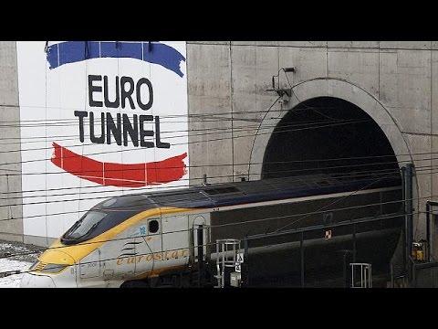 İngiltere Ve Fransa Arasında Hızlı Tren Işleten Eurostar: