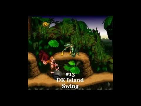 Top 20 Greatest Donkey Kong Country Songs