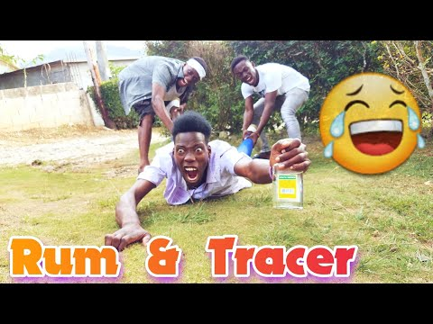 Rum & Tracer  [ Fry Irish Comedy ]