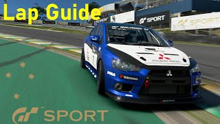 Autodromo Qualifying Lap Guide // Daily Race C