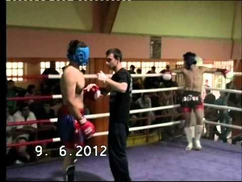 kik-boxing LASHA AVALIANI...