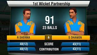 Rohit Sharma Shikhar Dhawan Best Partnership 2019 World Cricket Championship 2 Cricket Games Sports