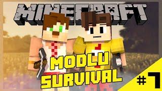 Game of Mods #7:Kafası Güzel Batu ! [Modlu Survival]