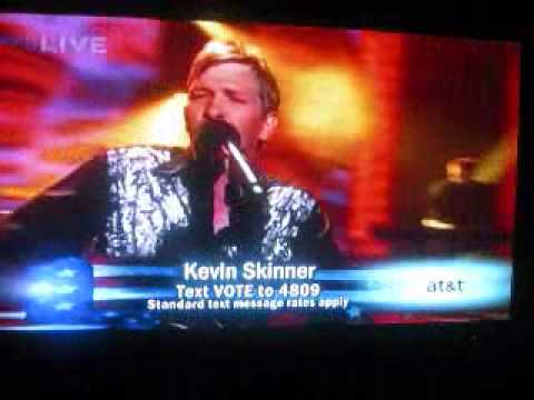 Kevin Skinner's Final America's Got Talent Performance