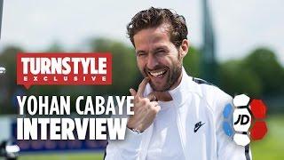 Yohan Cabaye Talks Antoine Griezmann, France and EURO 2016