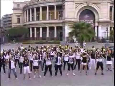 flash mob marco mengoni palermo ufficiale