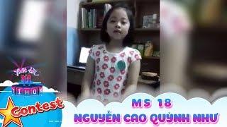 Biệt tài tí hon online | MS 18: Nguyễn Cao Quỳnh Như