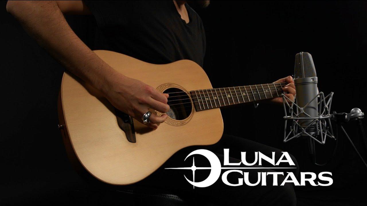 435987f772 Luna Safari Supreme | Gear4music demo - YouTube