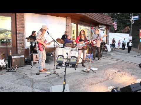 Billy Shaw and Secondhand Smoke 10-10-15