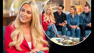 TOWIE's Amber Turner admits her and Dan Edgar are 'done'