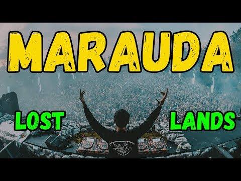 MARAUDA (Mastadon) @ LOST LANDS 2019 L DROPS ONLY