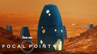 NASA's Challenge to 3D Print Future Habitats on Mars