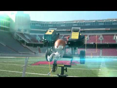 Snap Attack Football Machine Main Video