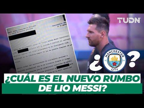 El BUROFAX de Messi, la fractura del Barcelona, ¿Lio está por encima de la institución? | TUDN