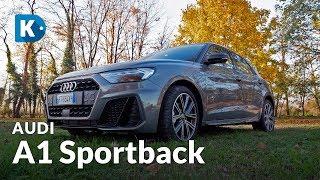 Audi A1 Sportback 2019 | Quanto COSTA un marchio PREMIUM?