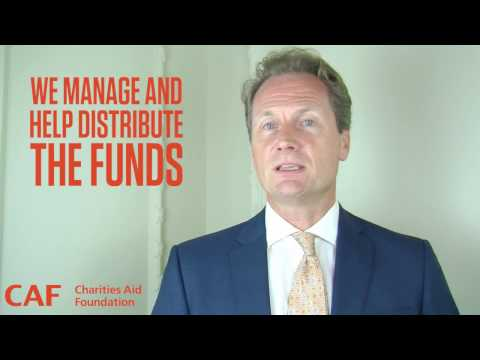 Partnering in international giving | David Stead | Charities Aid Foundation