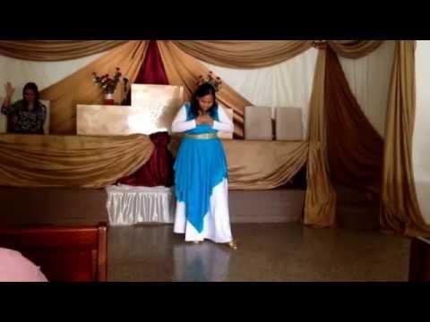 Danza Dios Háblame Ministerio Danzare para Jehova