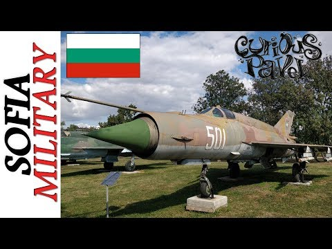 National Museum of Military History in Sofia (Bulgaria)