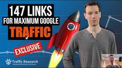 147 Backlinks For Maximum Google Traffic