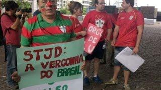 Portuguesa SP da Série A a Série C - Esporte Espetacular 02/11/2014