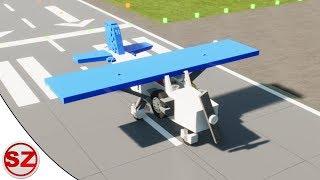 Brick Rigs #38 - Samolot z Unturned!