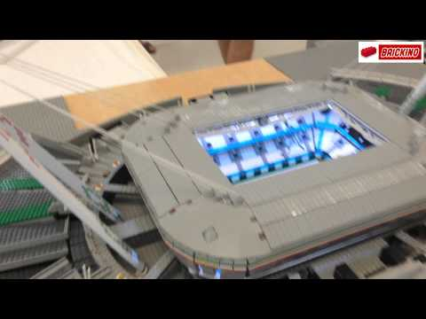 lego juventus stadium youtube lego juventus stadium youtube